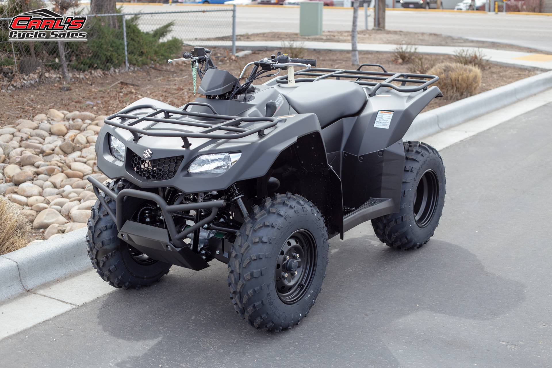 2019 Suzuki KingQuad 400ASi+ in Boise, Idaho - Photo 2