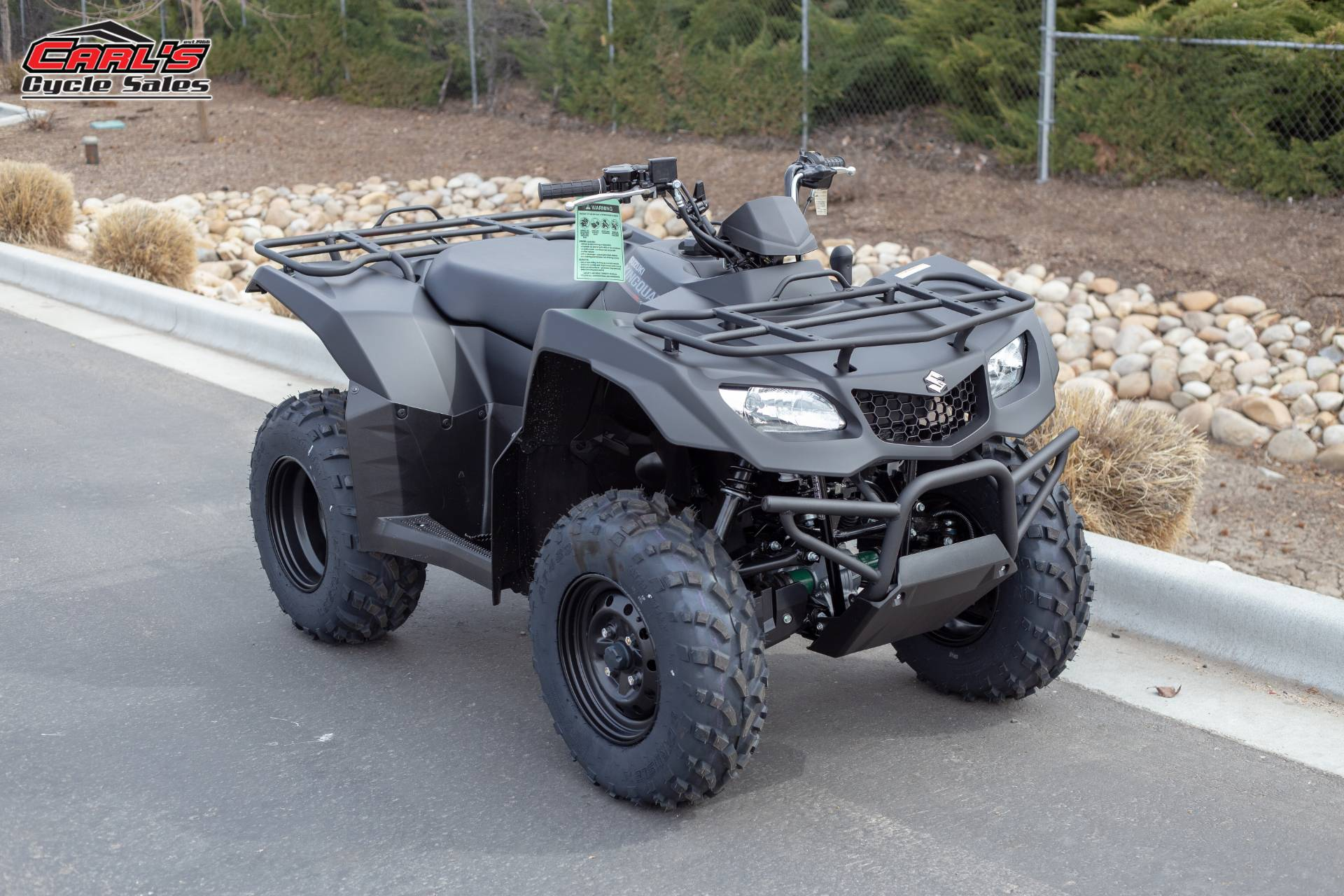 2019 Suzuki KingQuad 400ASi+ in Boise, Idaho - Photo 8