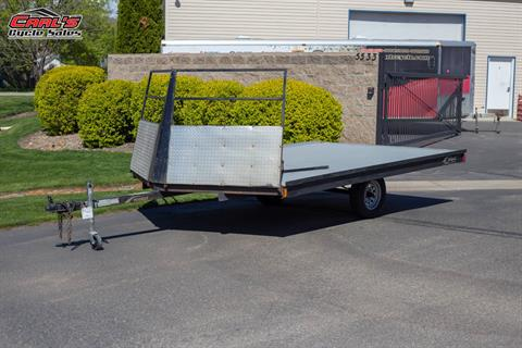 2009 Other Mirage 8x12 Flat Snow Trailer in Boise, Idaho - Photo 2