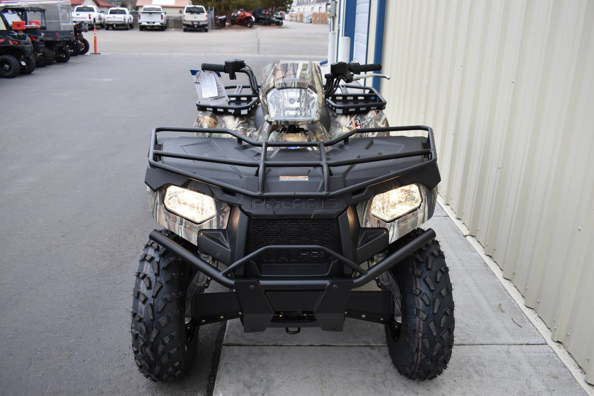 2020 Polaris Sportsman 570 EPS Utility Package in Boise, Idaho - Photo 2