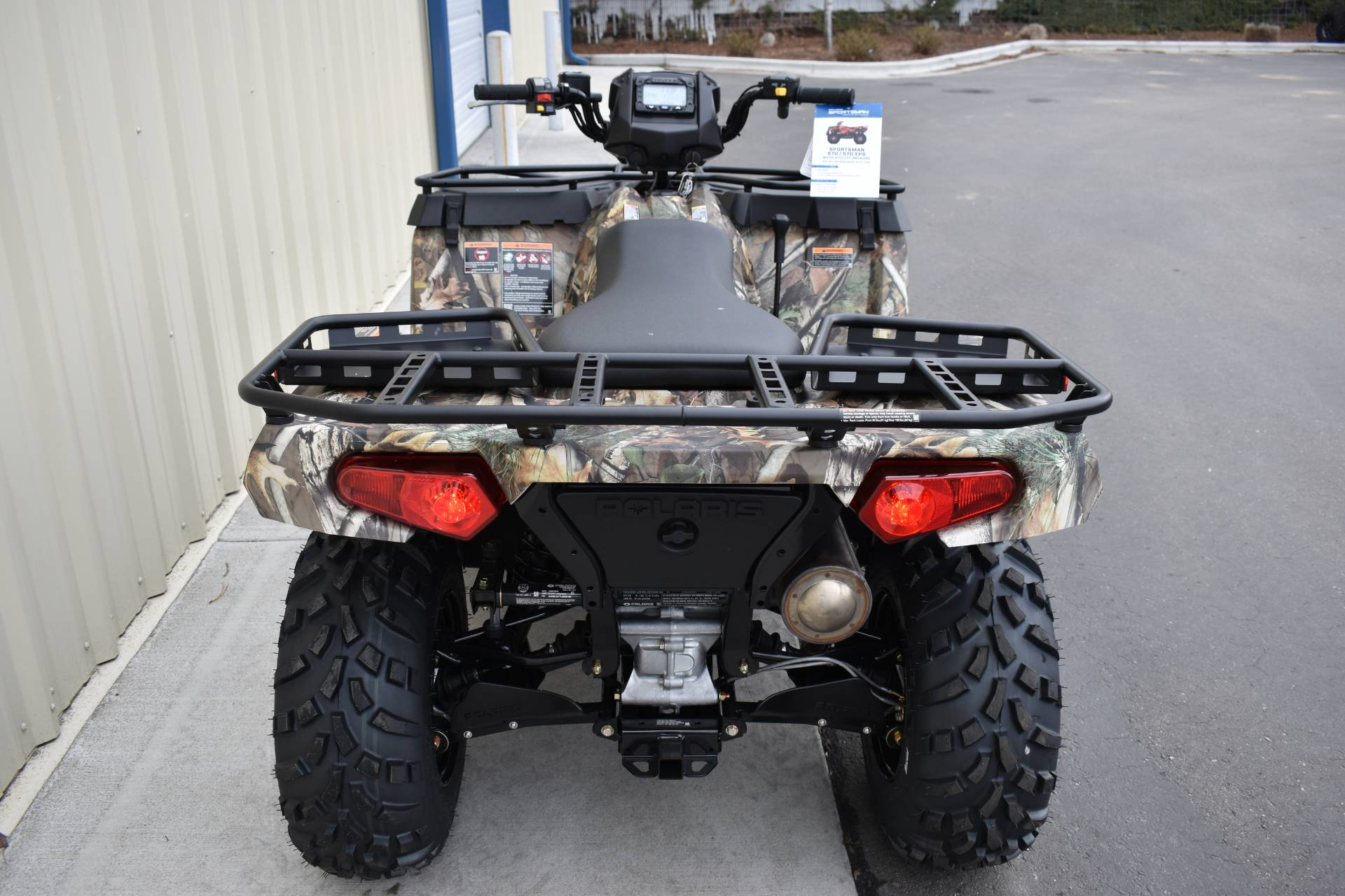 2020 Polaris Sportsman 570 EPS Utility Package in Boise, Idaho - Photo 3
