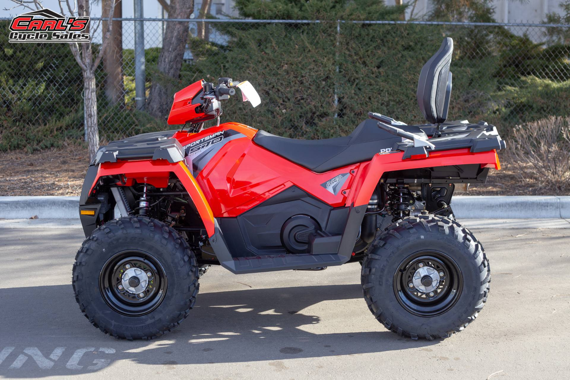 2019 Polaris Sportsman Touring 570 in Boise, Idaho - Photo 1
