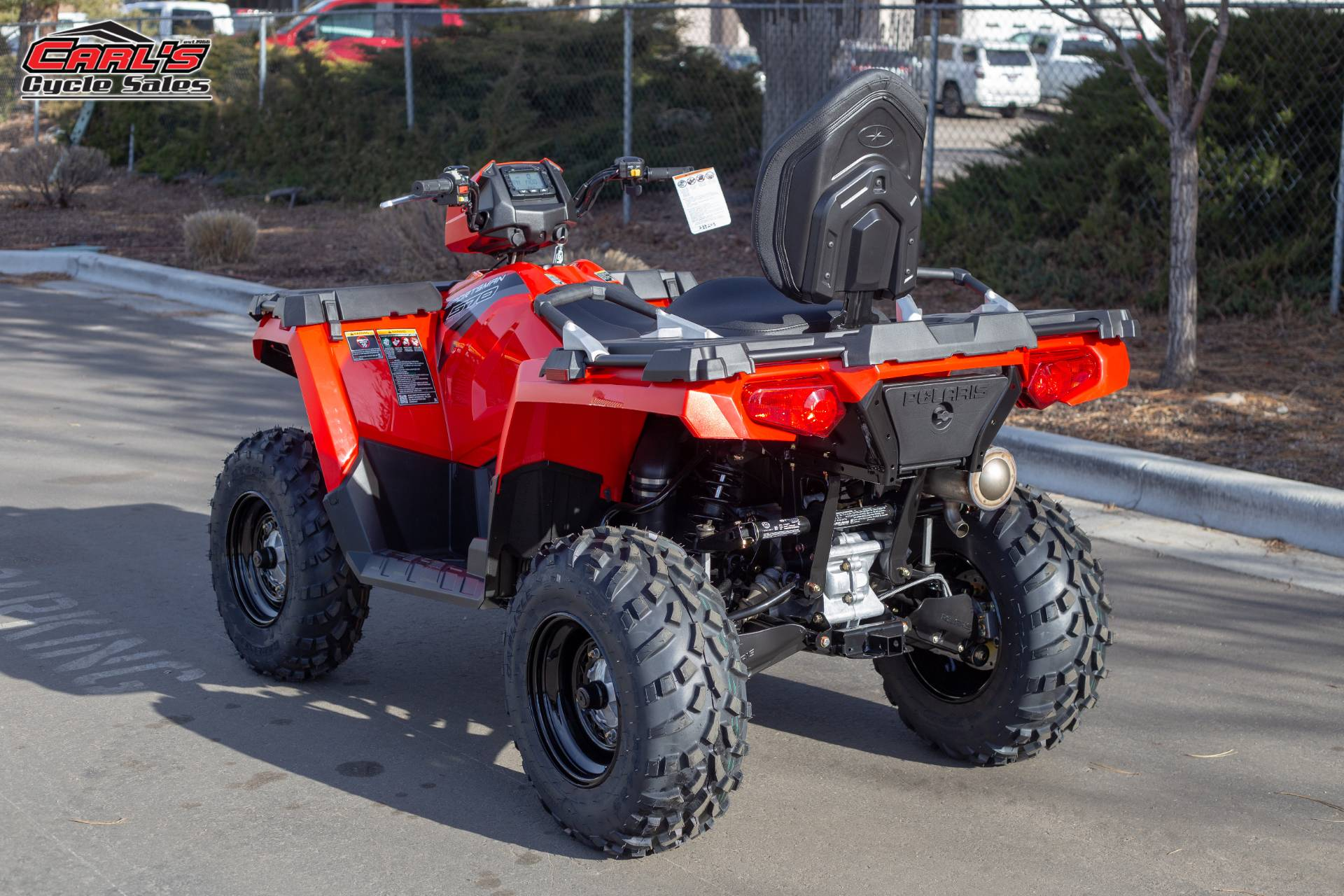 2019 Polaris Sportsman Touring 570 in Boise, Idaho - Photo 3