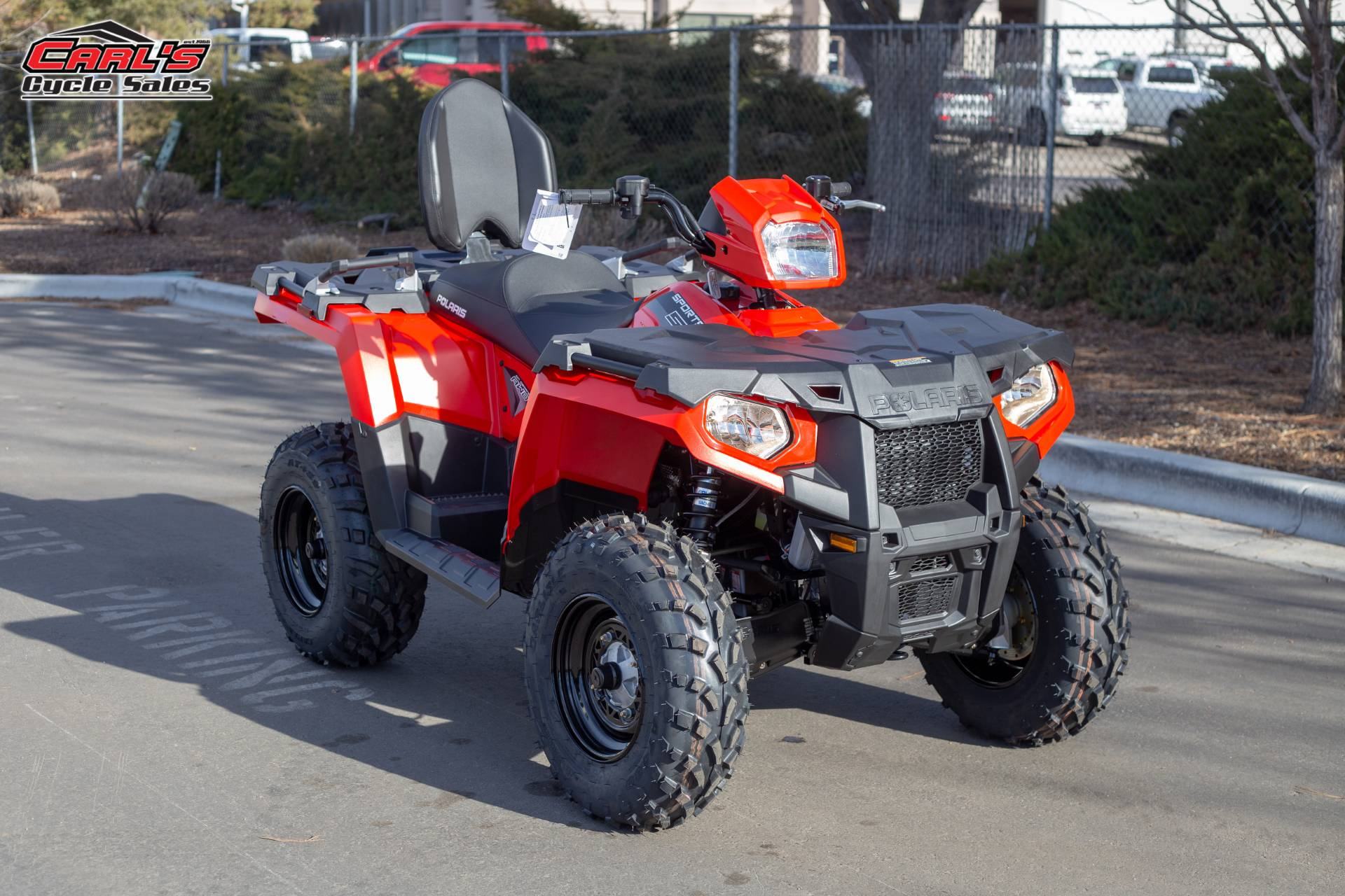 2019 Polaris Sportsman Touring 570 in Boise, Idaho - Photo 6