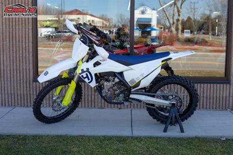 2019 Husqvarna FC 350 in Boise, Idaho - Photo 1