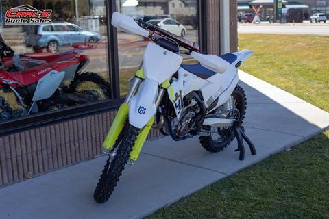2019 Husqvarna FC 350 in Boise, Idaho - Photo 2