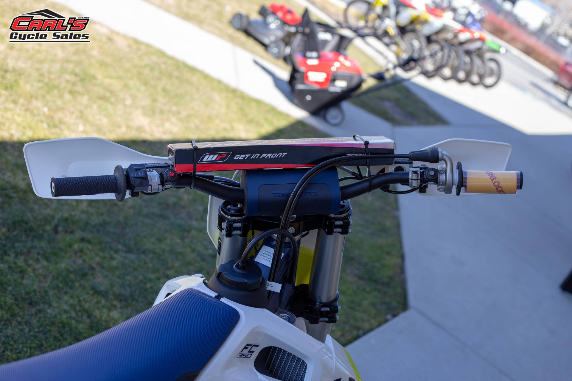 2019 Husqvarna FC 350 in Boise, Idaho - Photo 4