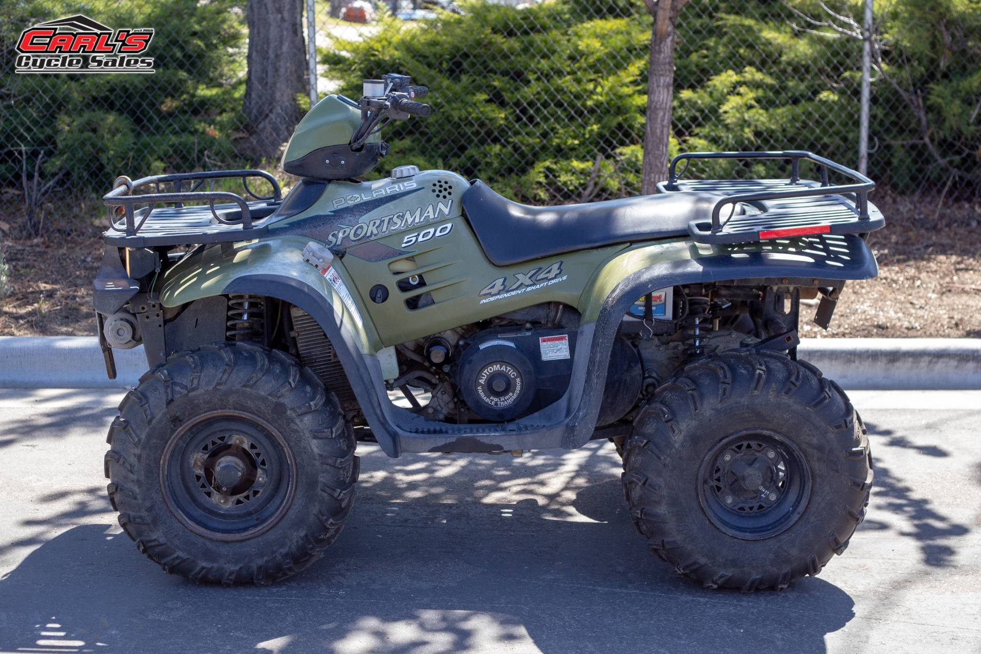 1998 Polaris Sportsman 500 in Boise, Idaho - Photo 1