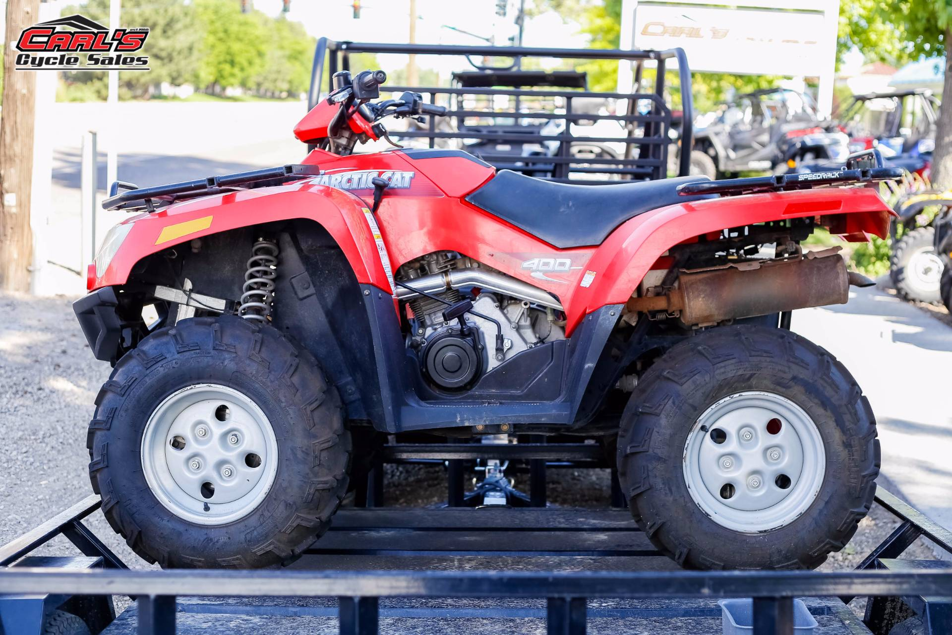 2006 400 4x4