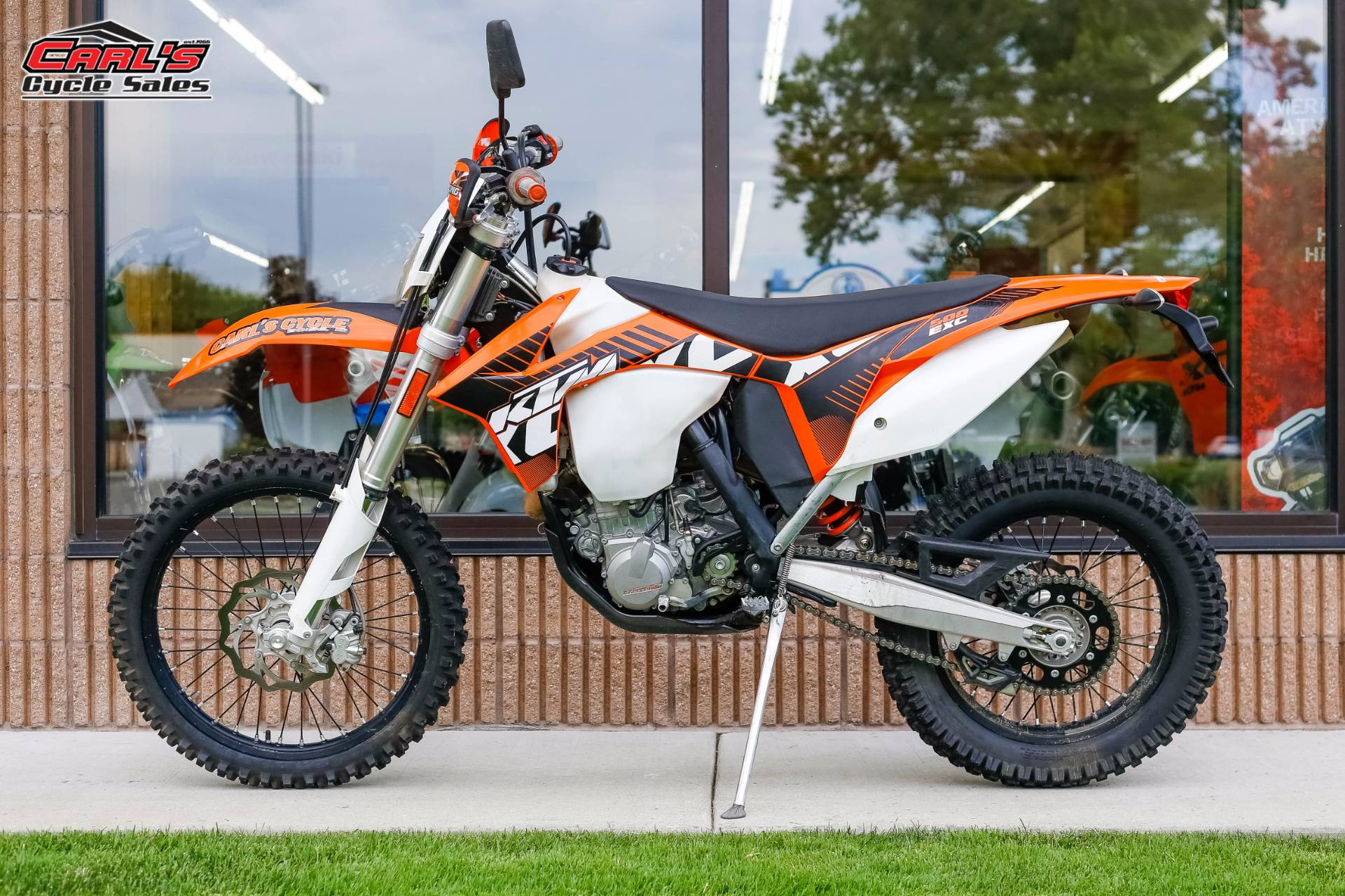 2012 500 EXC