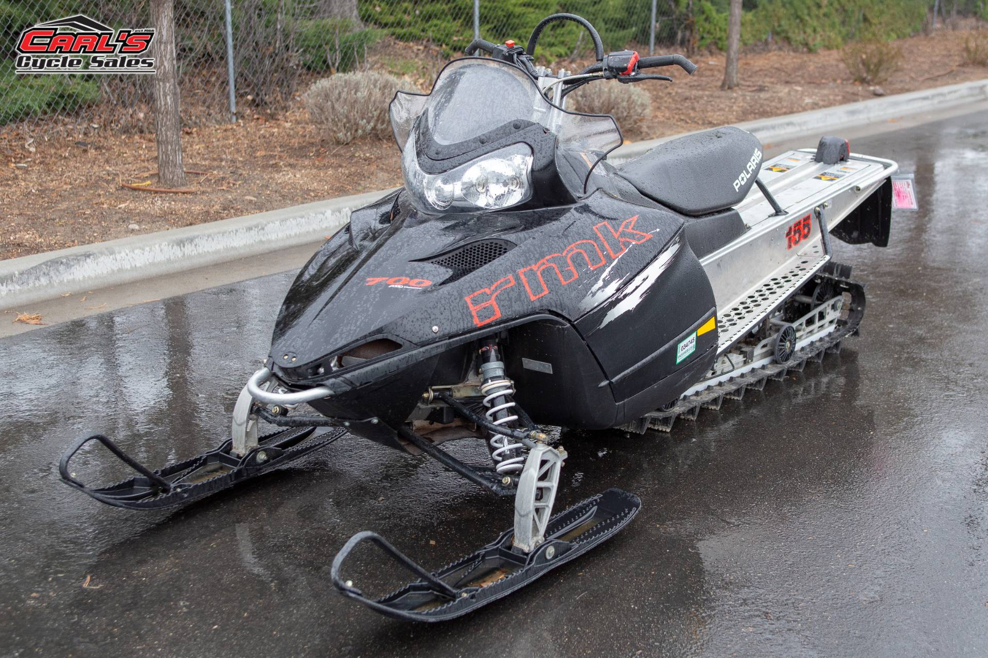 2009 Polaris 700  RMK 155 in Boise, Idaho - Photo 4