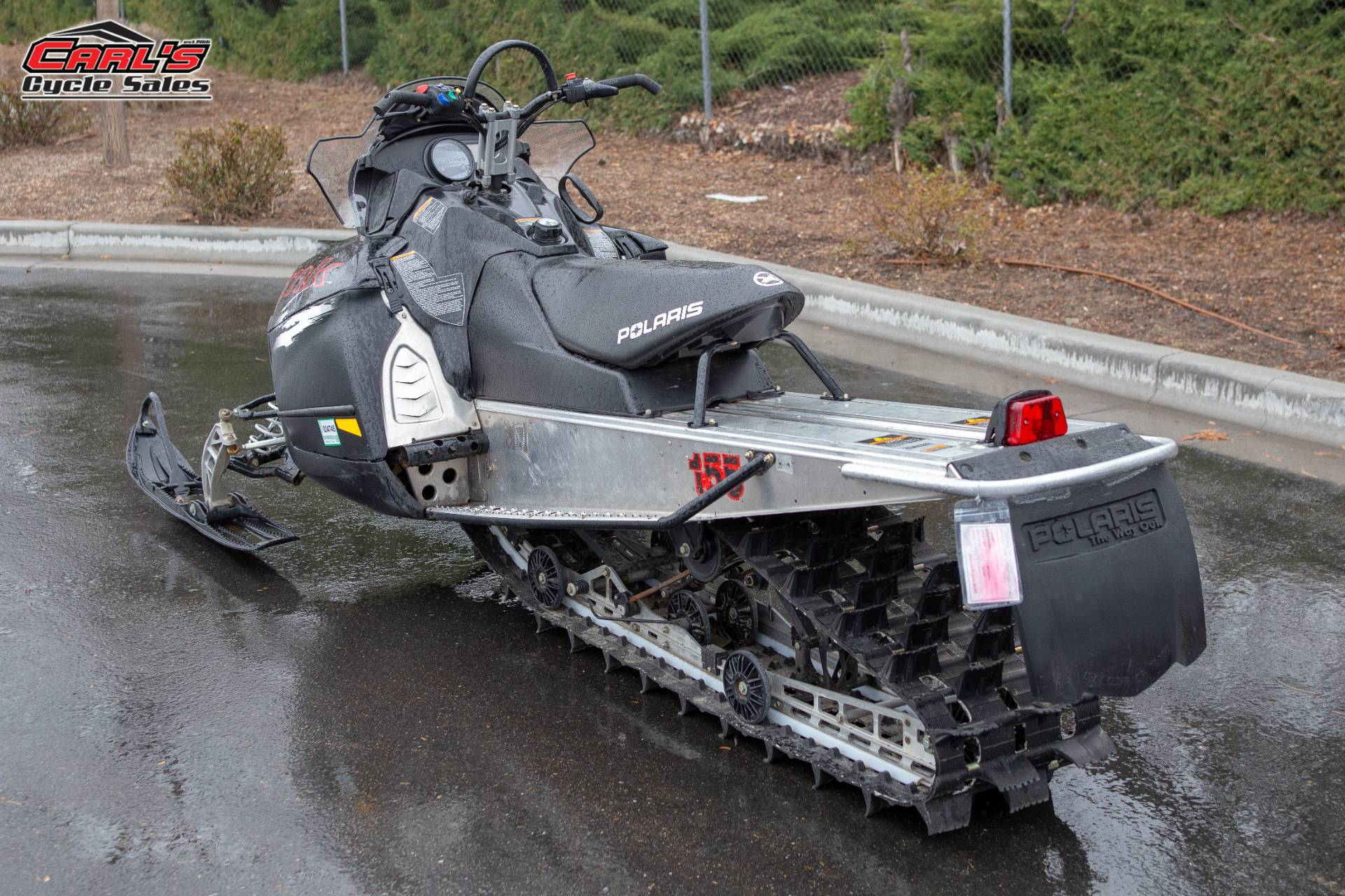 2009 Polaris 700  RMK 155 in Boise, Idaho - Photo 6