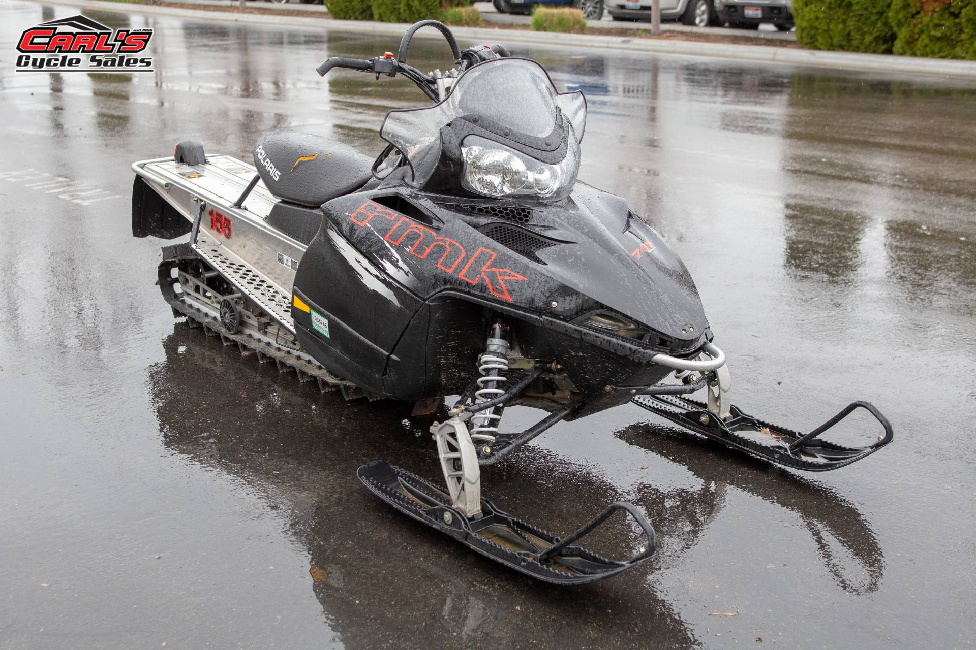 2009 Polaris 700  RMK 155 in Boise, Idaho - Photo 3