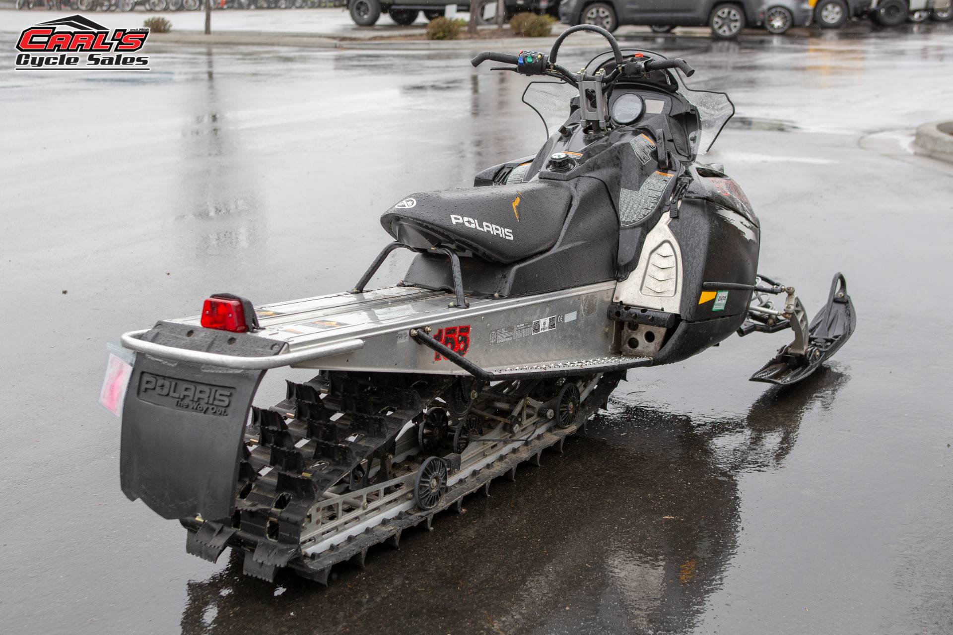 2009 Polaris 700  RMK 155 in Boise, Idaho - Photo 5
