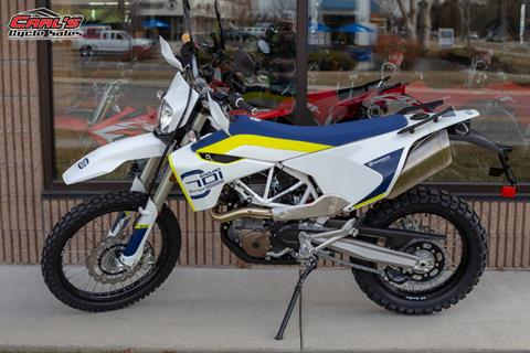 2019 Husqvarna 701 Enduro in Boise, Idaho