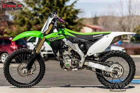 2014 Kawasaki KX™250F in Boise, Idaho