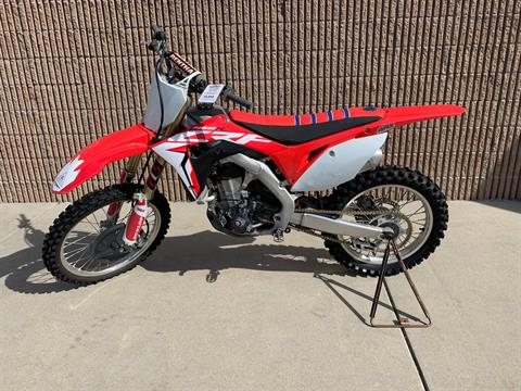 2017 Honda CRF450R in Boise, Idaho - Photo 2