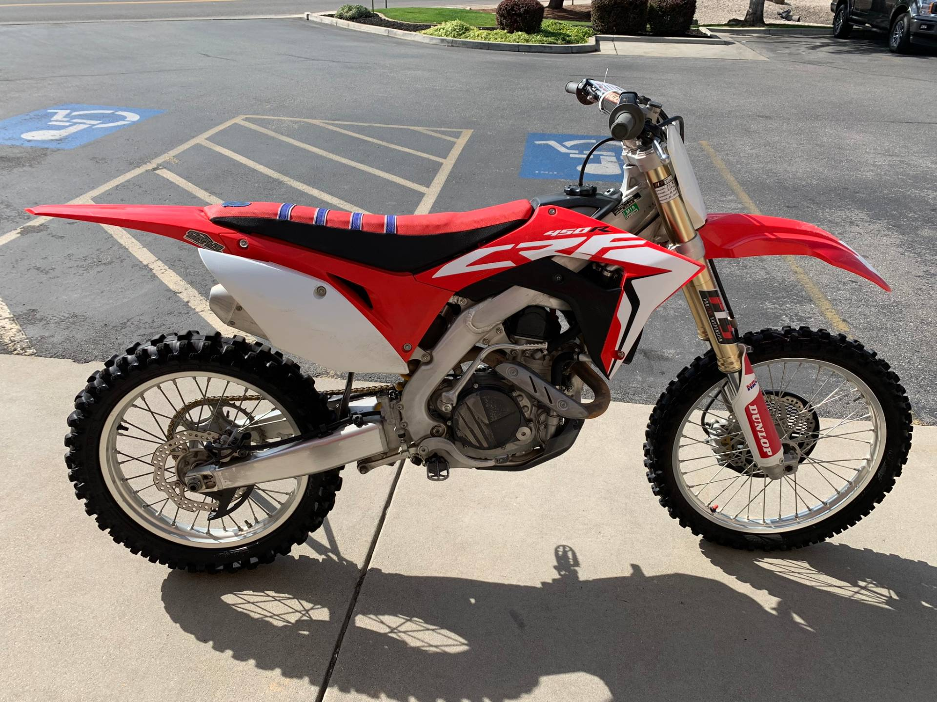 2017 Honda CRF450R in Boise, Idaho - Photo 1