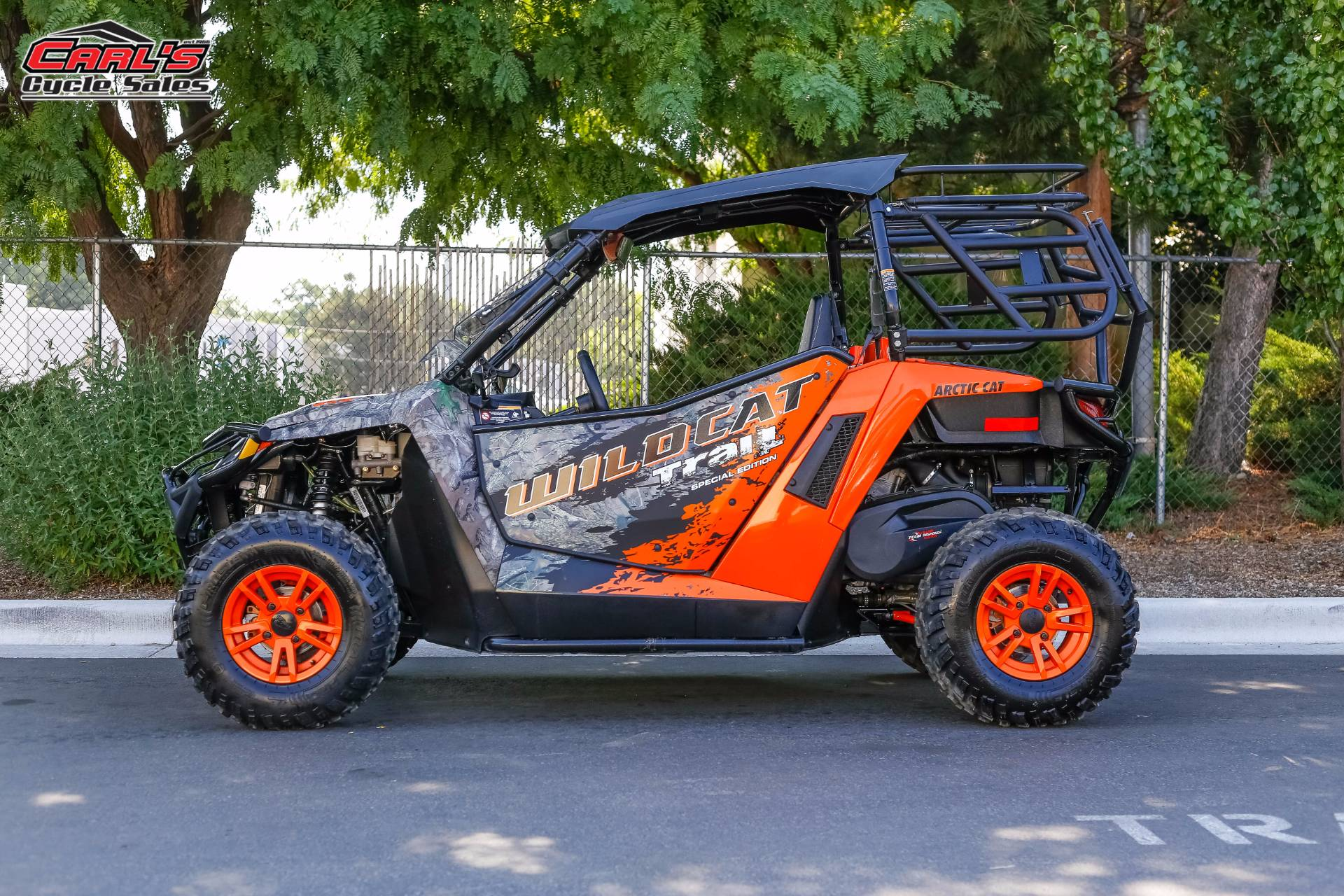 2016 Wildcat Trail Special Edition