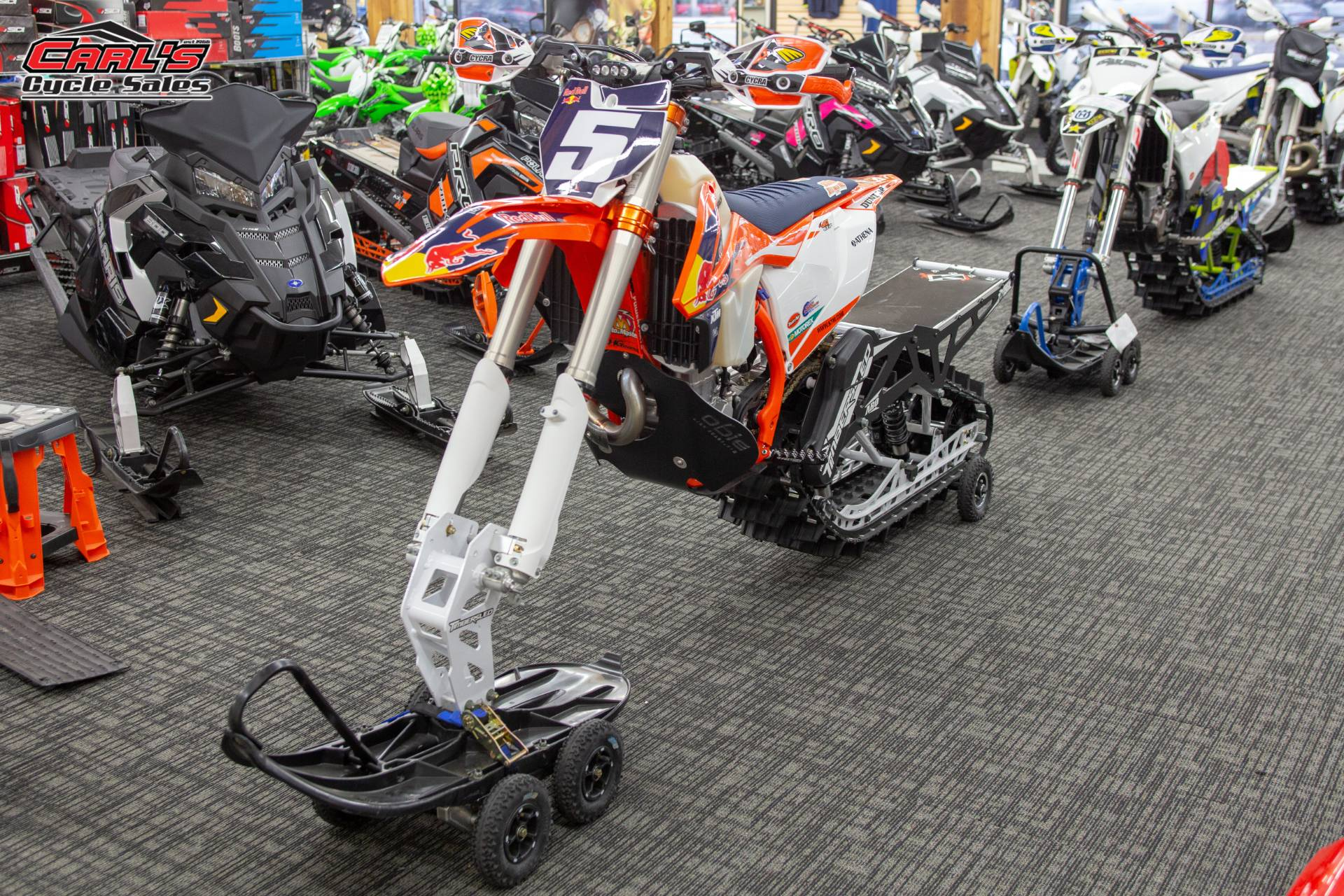 2017 KTM 450 SX-F Factory Edition in Boise, Idaho