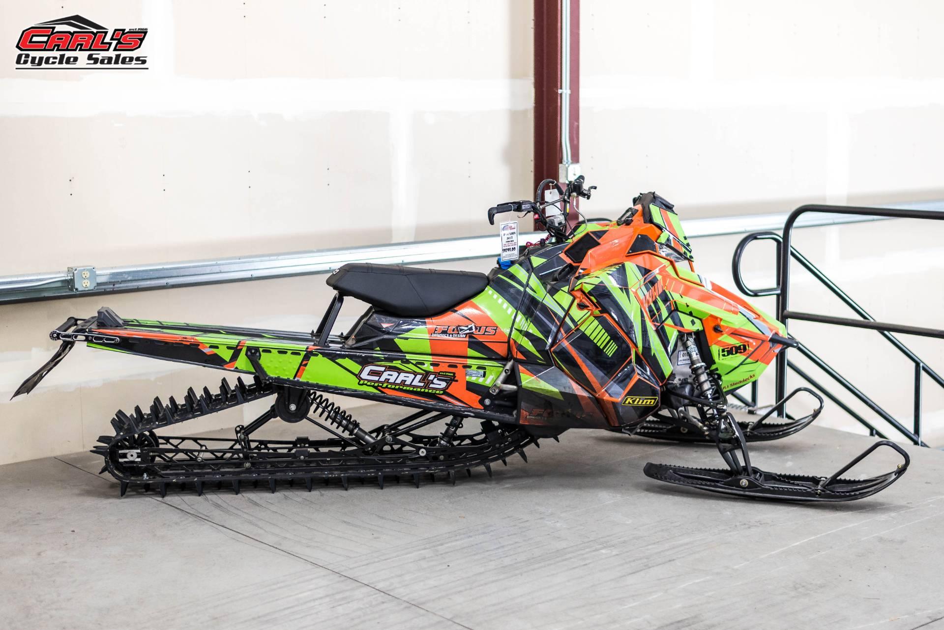 2017 800 PRO-RMK 155 SnowCheck Select