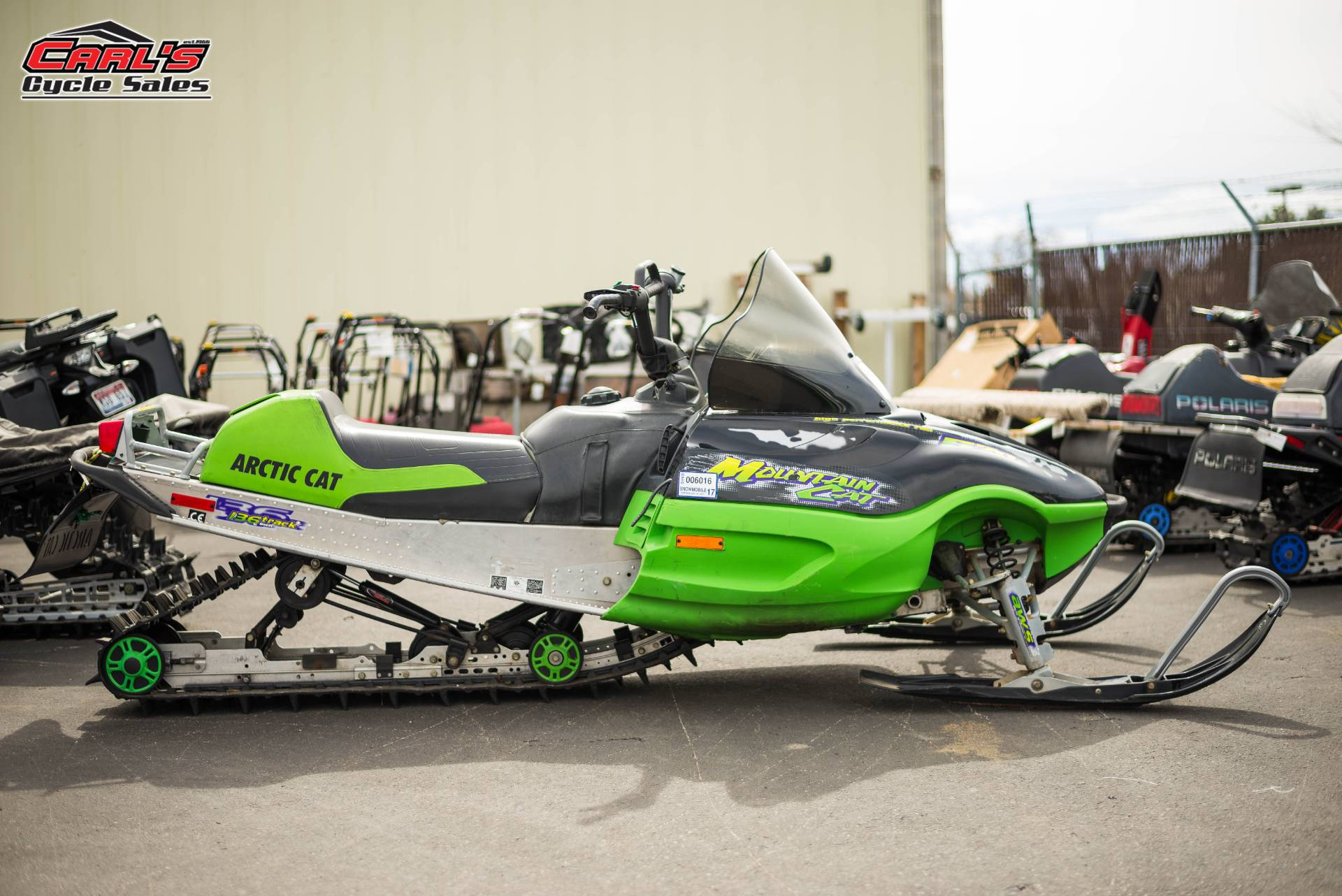 2002 Arctic Cat Mountain Cat 570  in Boise, Idaho