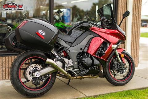 2012 Kawasaki Ninja® 1000 in Boise, Idaho