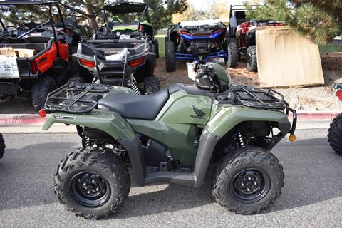 2019 Honda FourTrax Foreman Rubicon 4x4 Automatic DCT EPS in Boise, Idaho