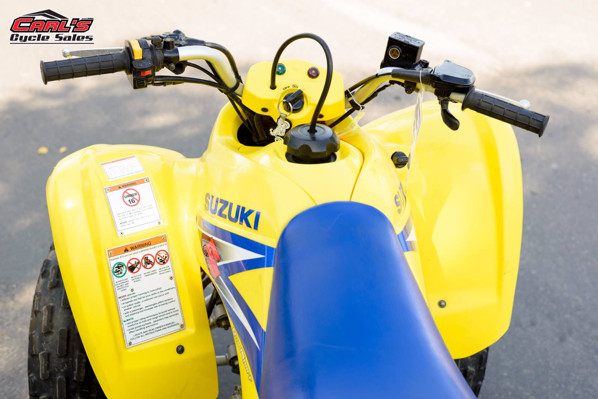 2006 Suzuki QuadSport® Z250 in Boise, Idaho