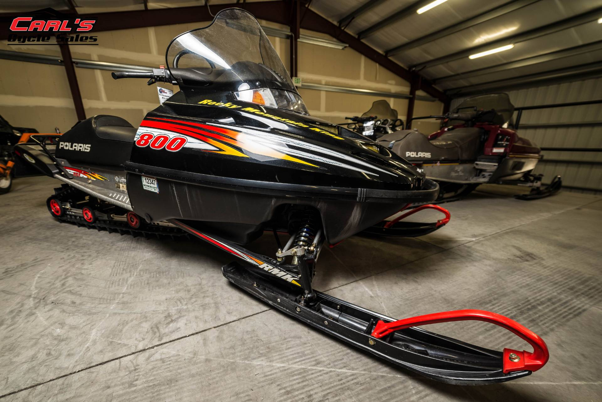 2001 Polaris Indy 800 RMK in Boise, Idaho