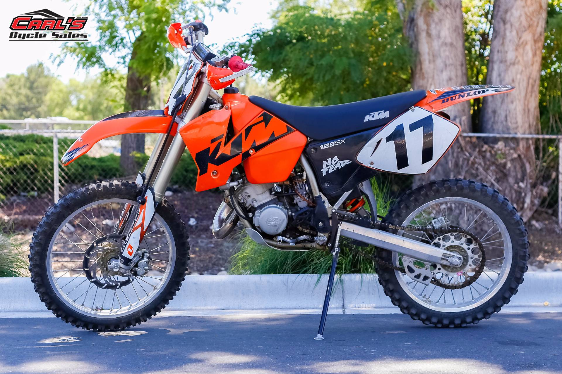 2003 125 SX