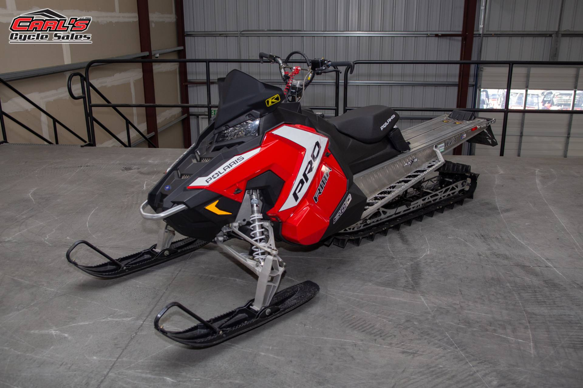 2016 Polaris 800 Pro-RMK 163 in Boise, Idaho - Photo 2