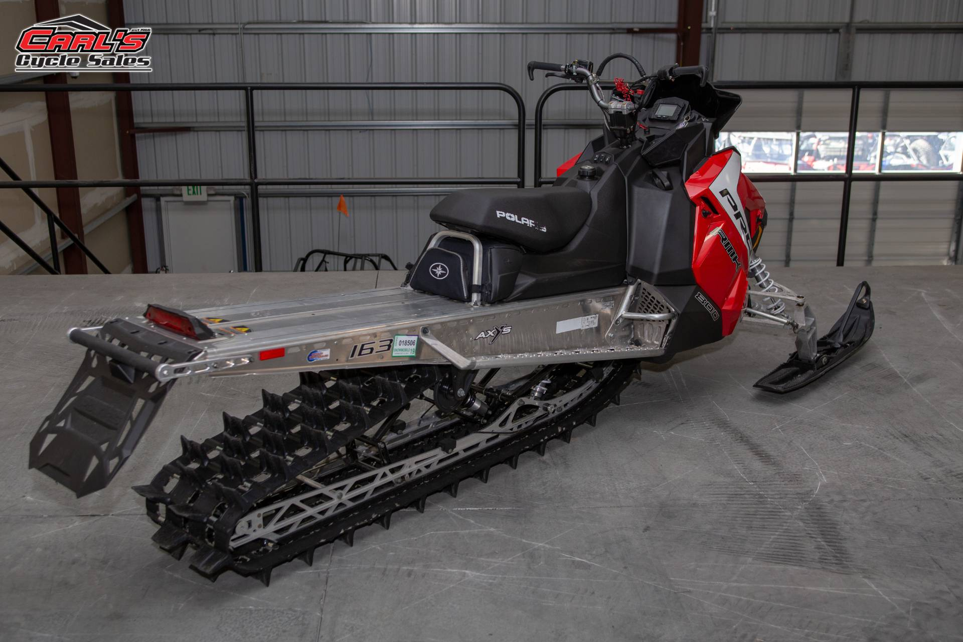 2016 Polaris 800 Pro-RMK 163 in Boise, Idaho - Photo 7