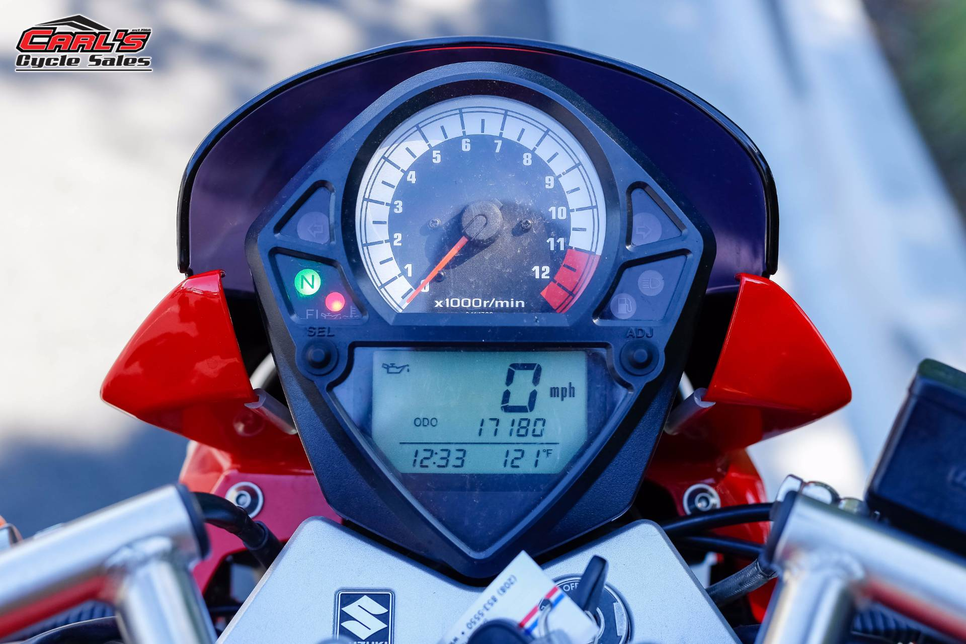 2006 Suzuki SV650 4