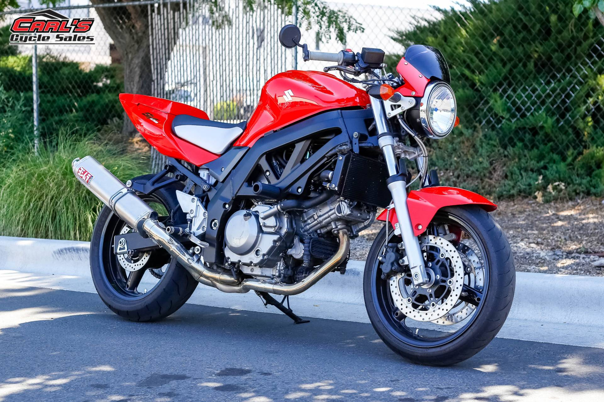 2006 Suzuki SV650 8