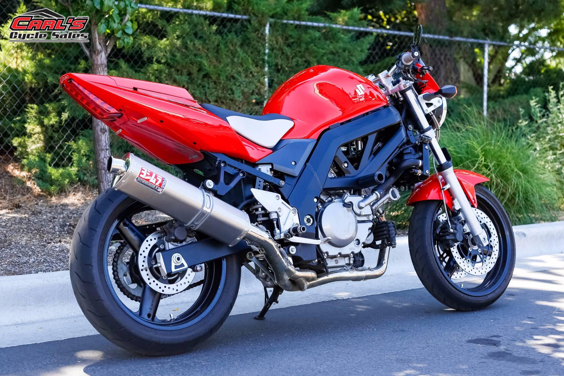 2006 Suzuki SV650 9