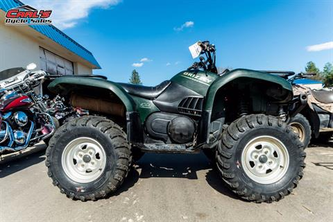 2004 Yamaha Grizzly 660 in Boise, Idaho