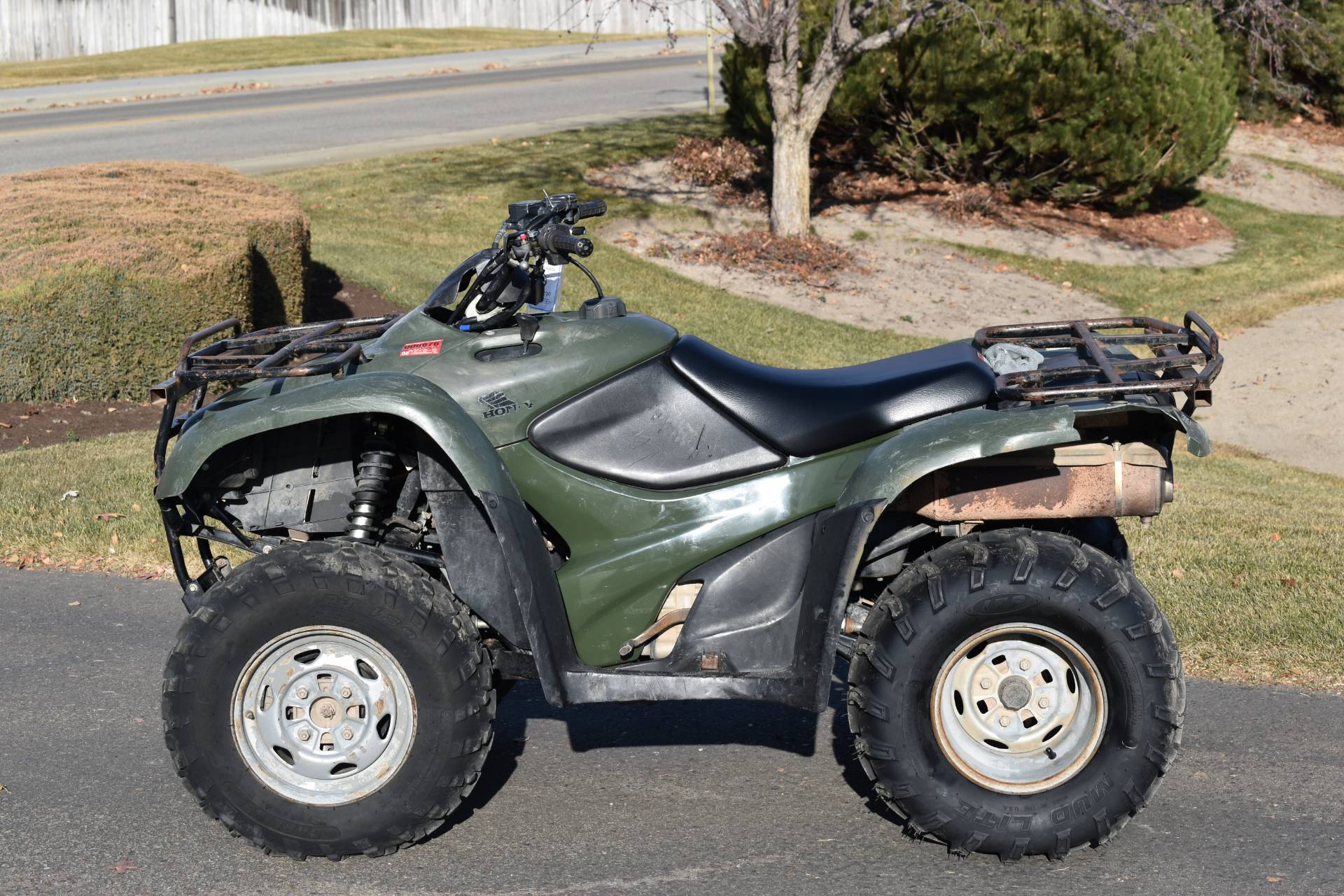 2007 Honda FourTrax® Rancher™ 4x4 in Boise, Idaho - Photo 2