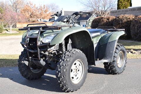 2007 Honda FourTrax® Rancher™ 4x4 in Boise, Idaho - Photo 4