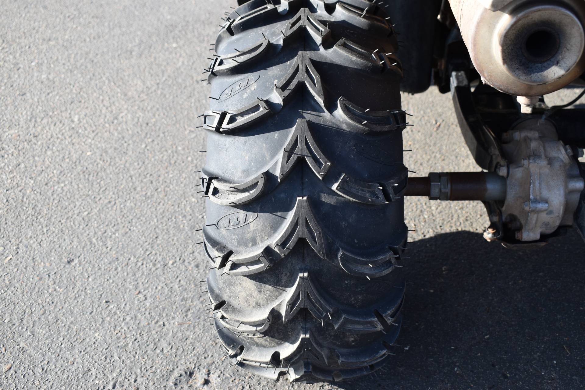 2007 Honda FourTrax® Rancher™ 4x4 in Boise, Idaho - Photo 9