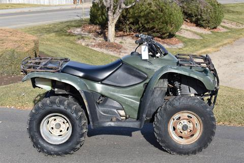 2007 Honda FourTrax® Rancher™ 4x4 in Boise, Idaho - Photo 1