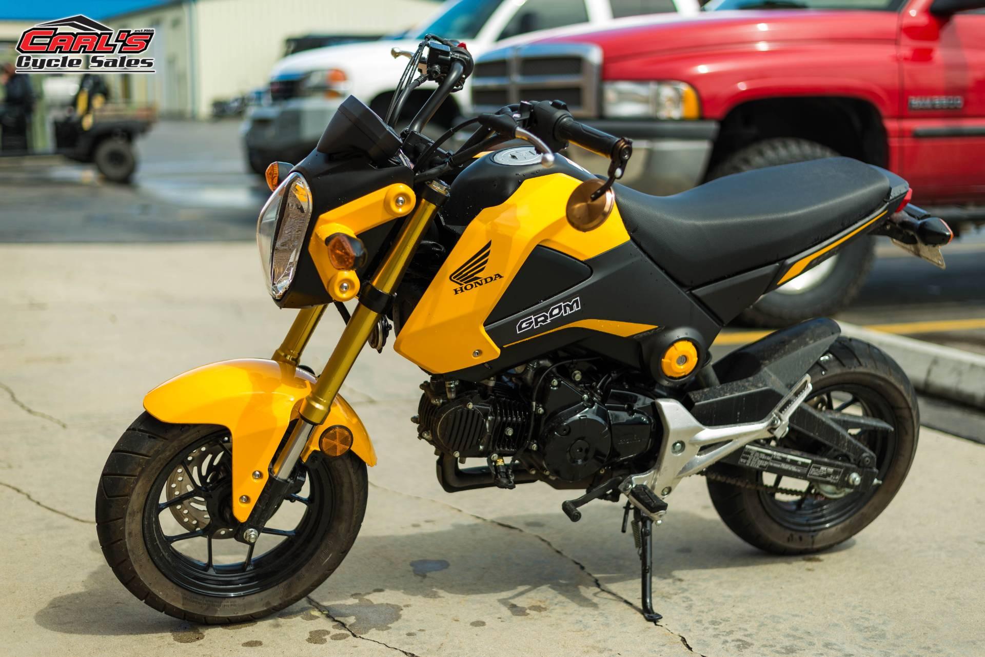 2015 Honda Grom® in Boise, Idaho