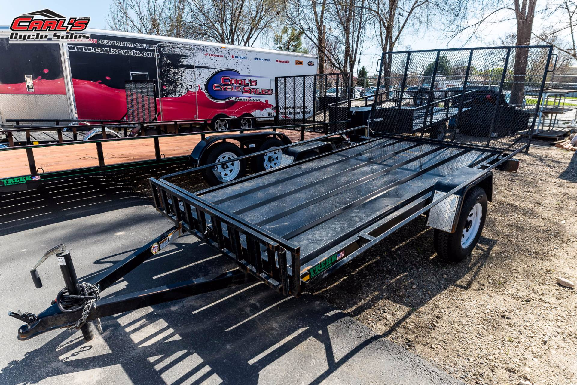 2014 Mirage Trailers Trekk MUCC 510 SA in Boise, Idaho