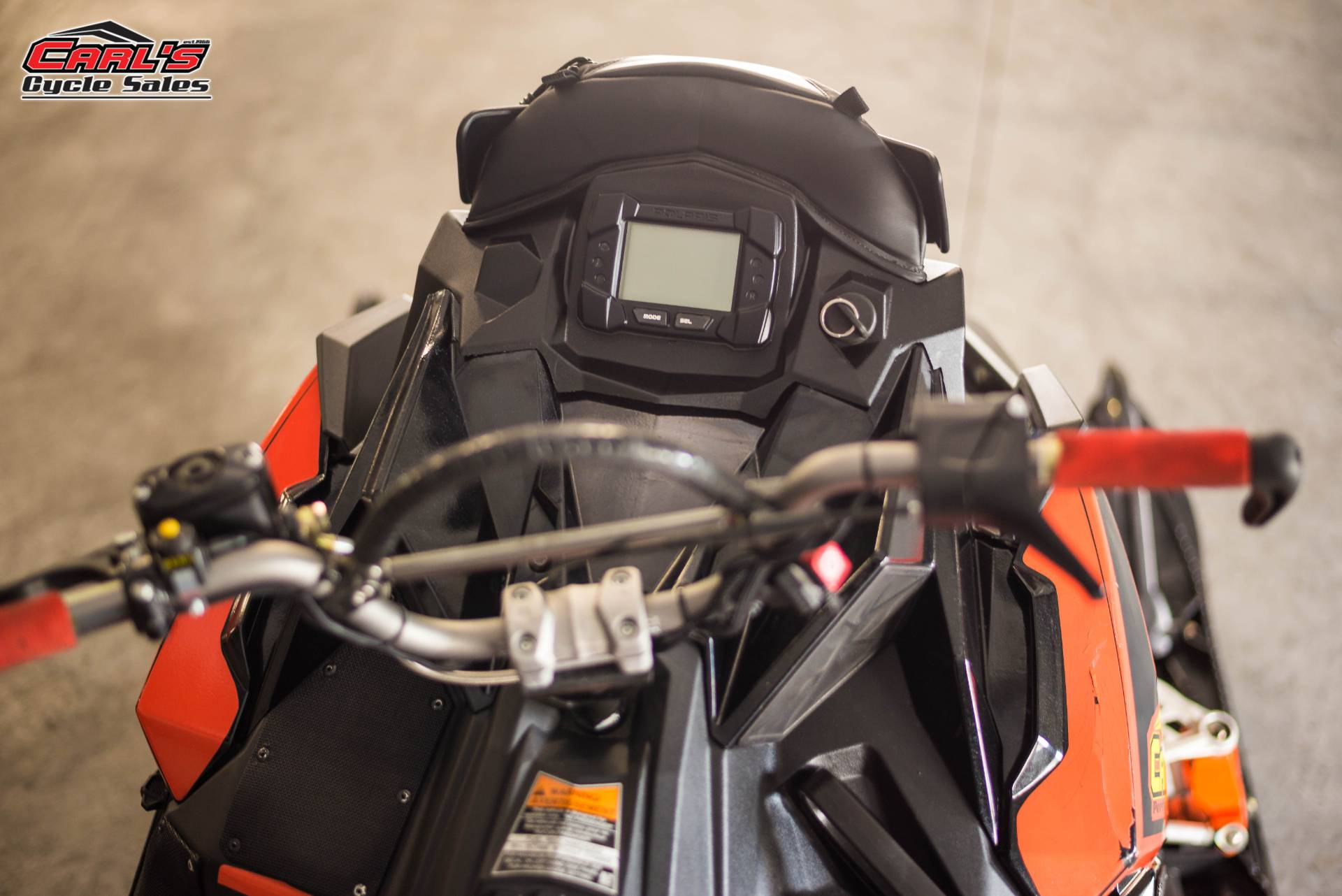 2016 Polaris 800 Pro-RMK 155 SnowCheck Select in Boise, Idaho