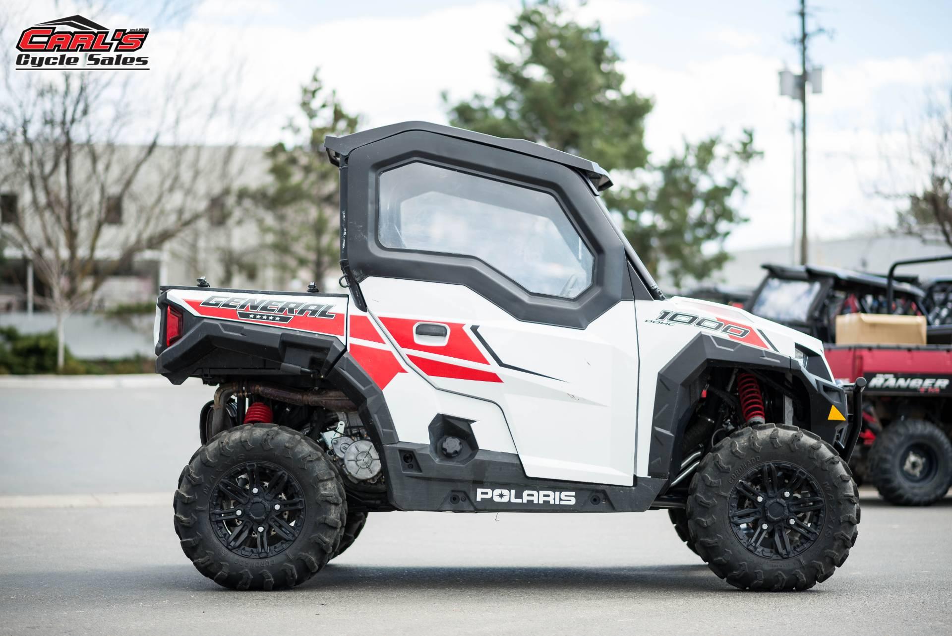 2017 Polaris General 1000 EPS in Boise, Idaho