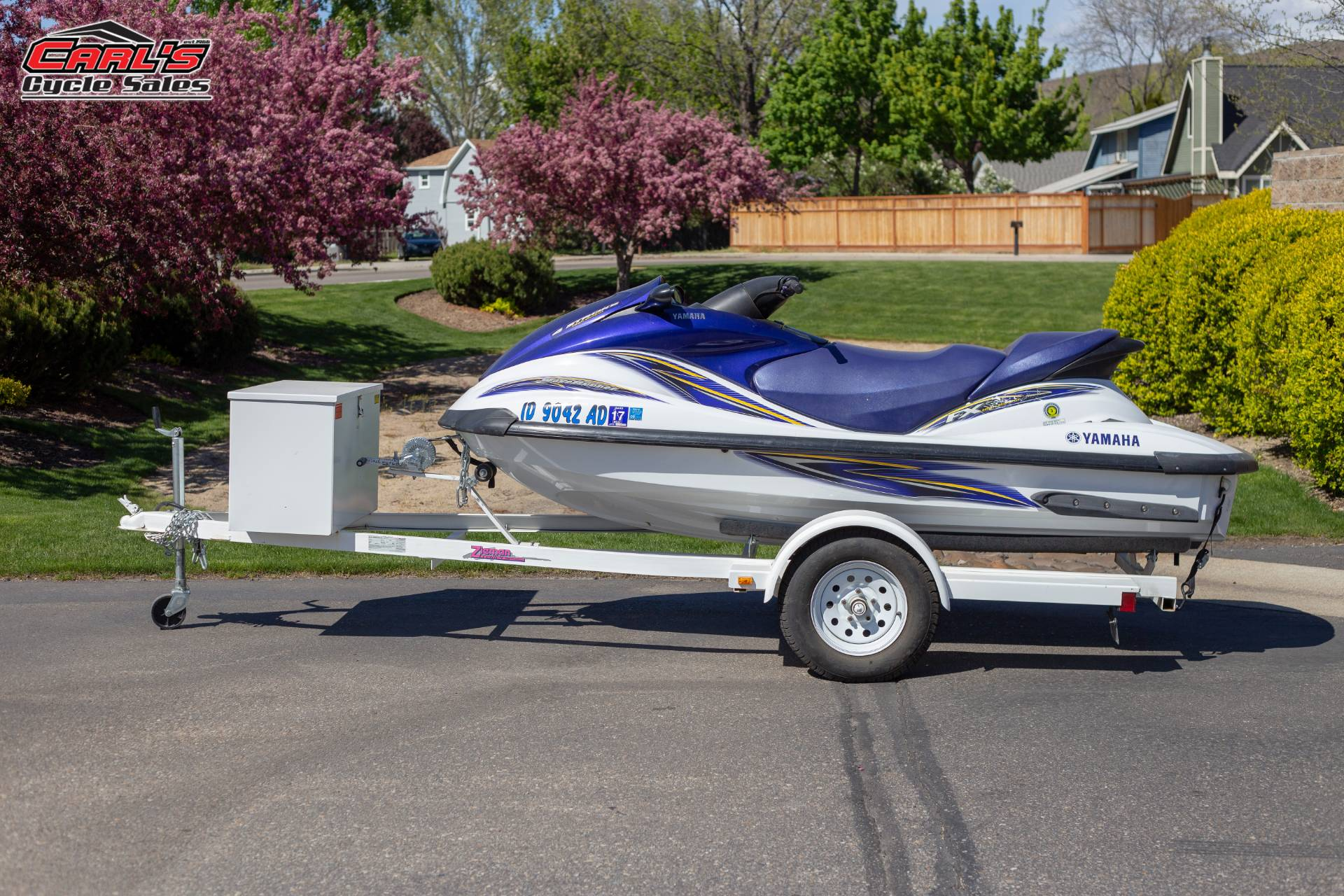 2001 Other Zieman Single Jet Ski Trailer in Boise, Idaho - Photo 1