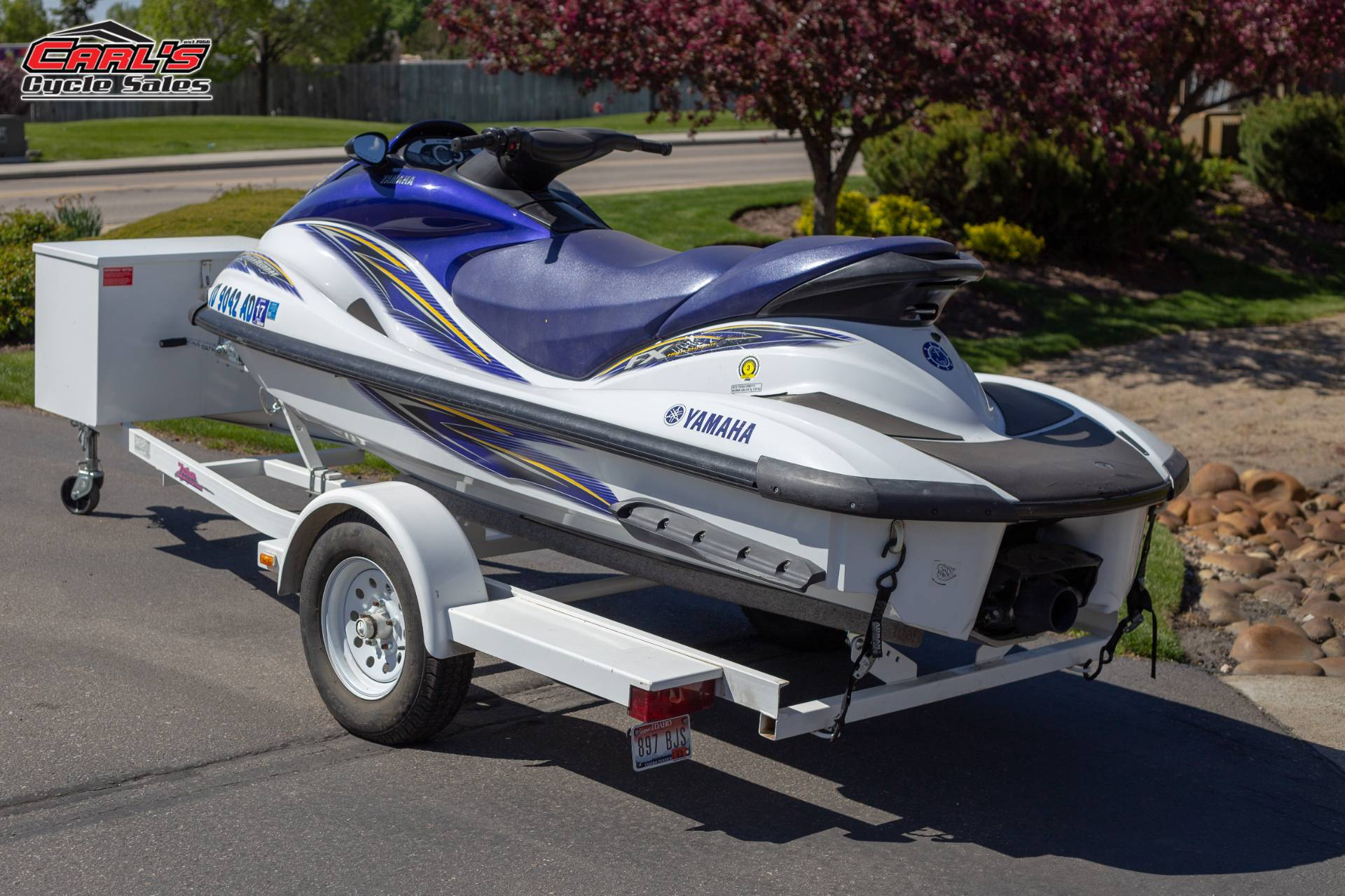 2001 Other Zieman Single Jet Ski Trailer in Boise, Idaho - Photo 3