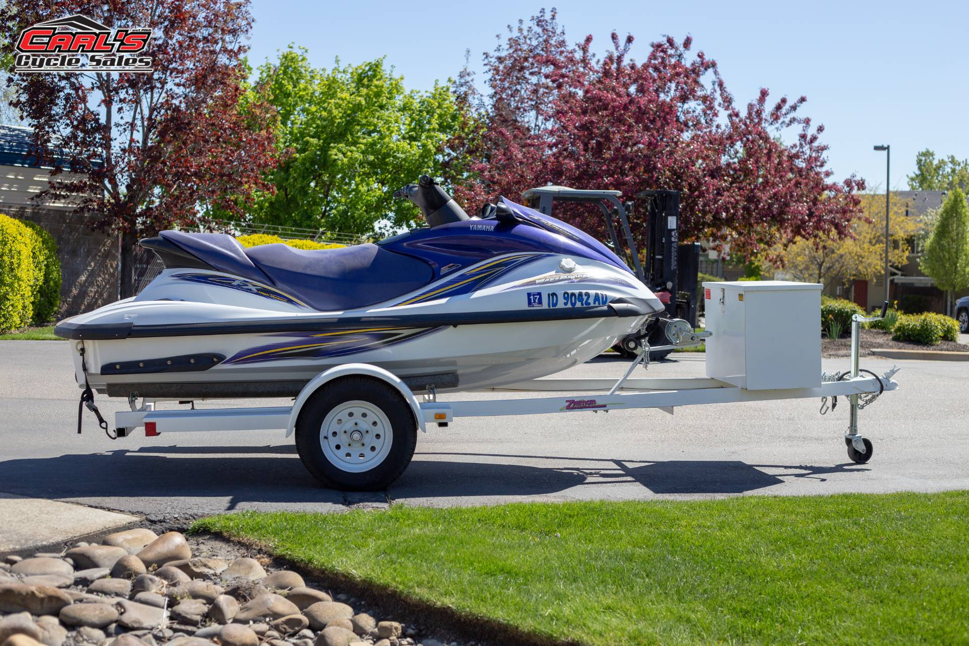 2001 Other Zieman Single Jet Ski Trailer in Boise, Idaho - Photo 5