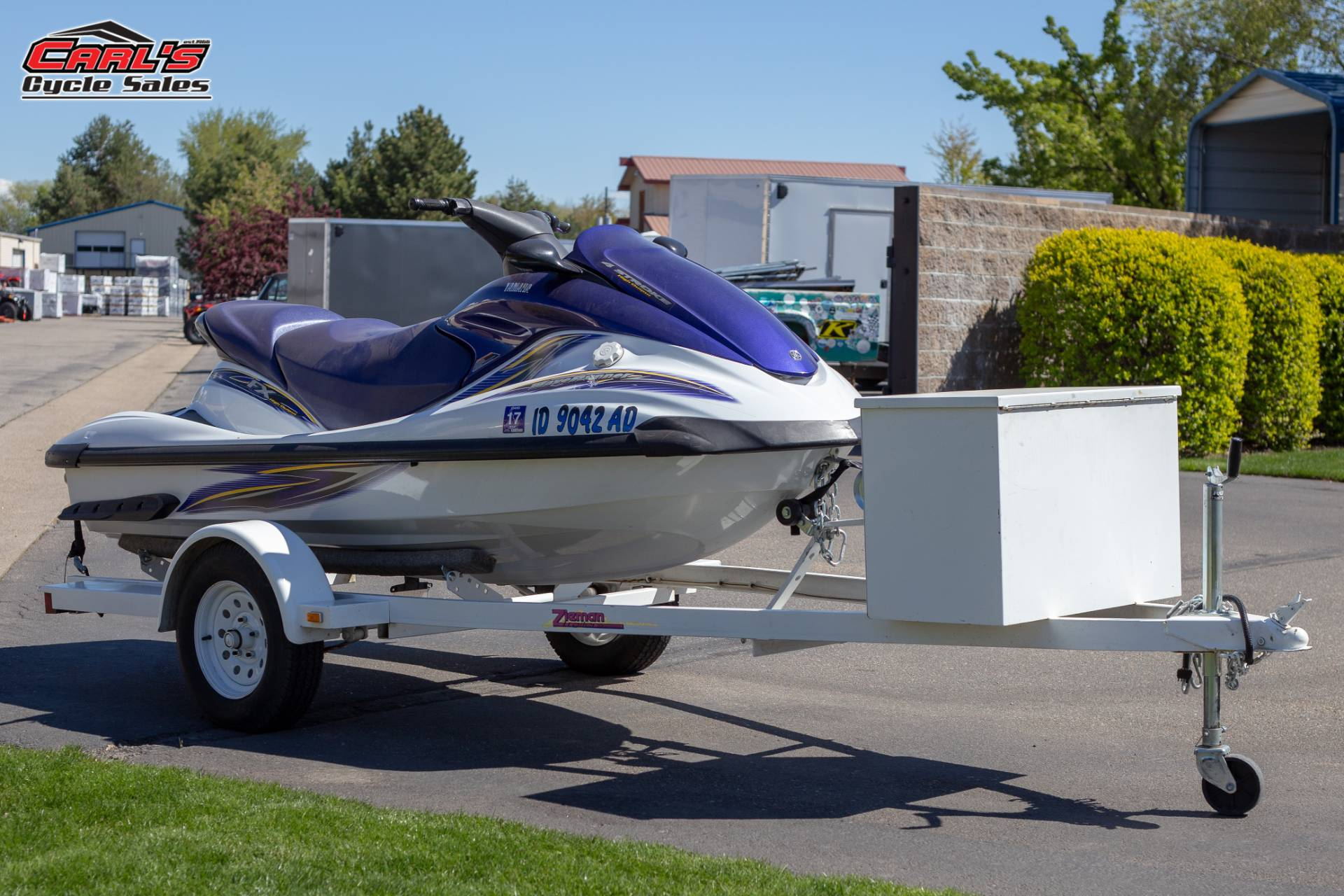 2001 Other Zieman Single Jet Ski Trailer in Boise, Idaho - Photo 6
