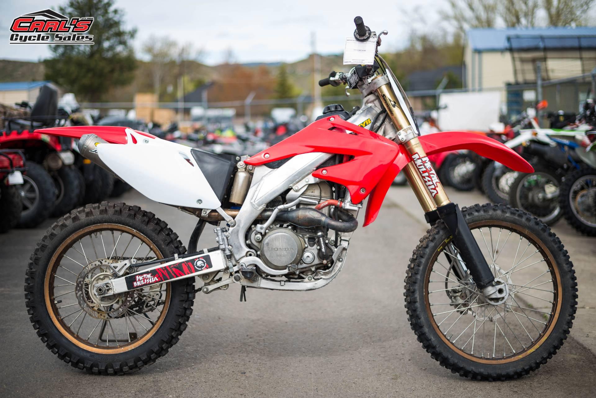 2004 CRF450R